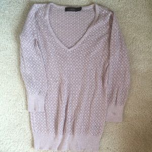 The Limited 3/4 sleeve sweater XS